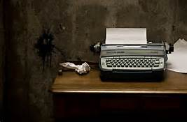 lonely typewriter