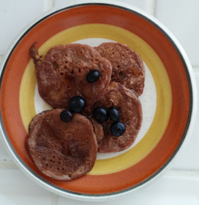 cinnamon-banana-pancakes